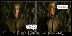 King Joffrey Baratheon Game