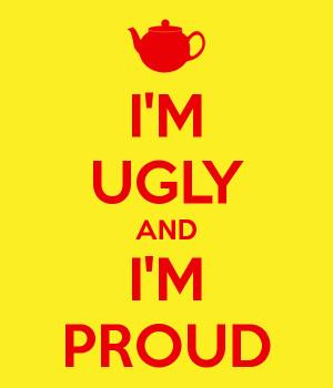 Spongebob IM Ugly and I 39 m Proud