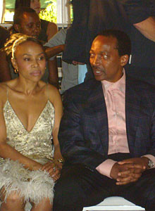 Patrice Motsepe Wife