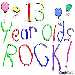 13_year_olds_rock_greeting_cards_pk_of_10.jpg?height=250&width=250 ...