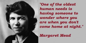 Margaret mead famous quotes 5