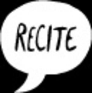 Recite - Turn a quote into a masterpiece