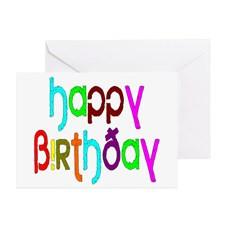 Geek Birthday Greeting Cards