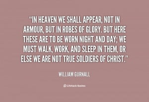 Quotes by William Gurnall