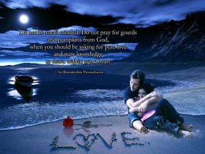Pure Love Emo Quote Wallpaper background