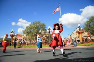 Magic Kingdom Disney World Attractions