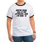 Star Trek: Q Quote Organic Men's Fitted T-Shirt (d