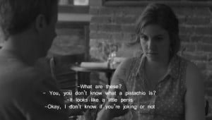 Favorite Quotes Hbos Girls...