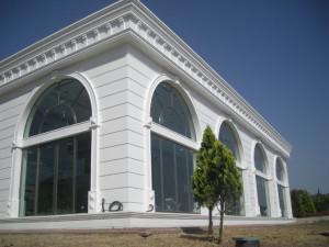 View Product Details: Precast facade applications