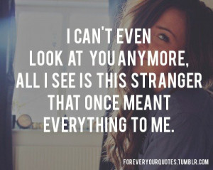 cat trust quotes | can't even look at you anymore, all i see is ...