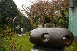 Barbara Hepworth Sculpture Garden and Museum