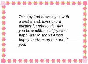 parents wedding anniversary card verses wedding anniversary quotes for ...