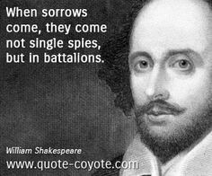 Famous Quotes Shakespeare Hamlet ~ Shakespeare Quotes from Romeo and ...