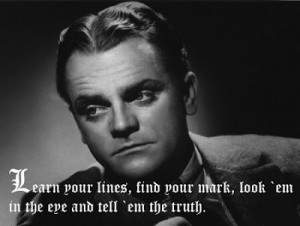 james cagney quotes