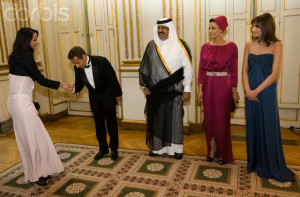 ... - Official Visit of Qatar's Emir Sheik Hamad Bin Khalifa Al-Thani