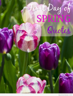 First-Day-of-Spring-Quotes