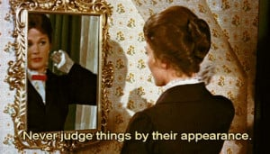 people film quote life movie Mary Poppins Julie Andrews