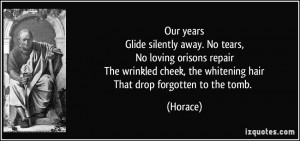 More Horace Quotes