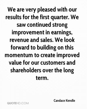 Customer First Quotes