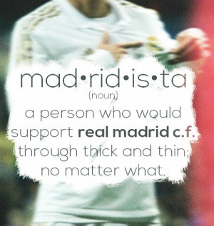 we are madrid im a madridista # halamadrid