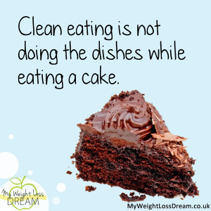 Clean eating – not exactly what you think!