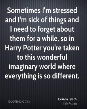 Evanna Lynch Quotes
