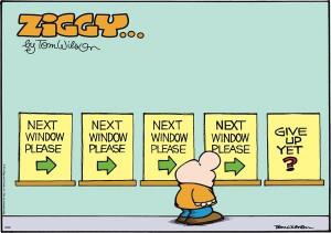 Ziggy comic for Jun/29/2014