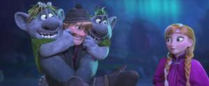 Anna and Kristoff Frozen Screencaps
