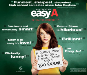 ... comedy easy a thank you netflix for those who are unfamiliar easy a