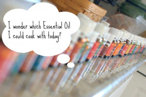 What Essential Oils Can You Cook With?