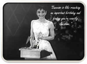 Audrey Hepburn Famous Quotes