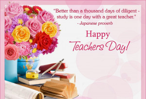 Happy Teachers Day 2014 Quotes In English