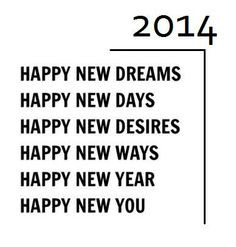 New Year New Beginning Quotes 2014 new year - bits of