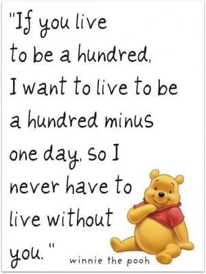 Sweet. Winnie the Pooh