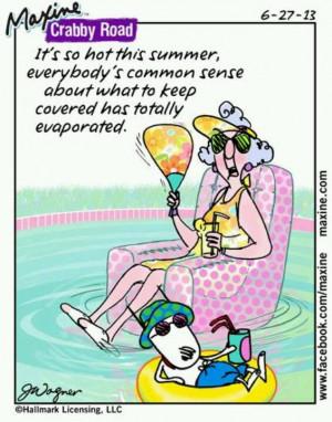 ... , Maxine Gotta, Maxine Summertime, Crabby Roads, Summer Heat