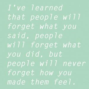 Memorial Day Quotes Maya Angelou