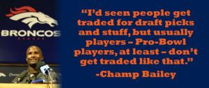 Older champ bailey clinton portis trade