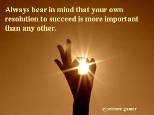 Light of Success Success Quotes