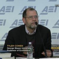 Tyler Cowen Pictures
