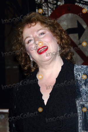 Pam Ferris Picture Londonuk Actress At The Itv3 Crime picture