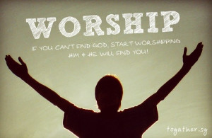 Life Quotes, Worship Quotes, Worship God, Christian Quotes, Lifequotes ...