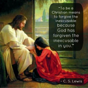 The times when it is most obvious that Jesus is separate from His ...