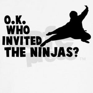 Everybody loves ninjas