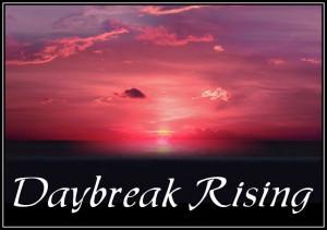 Daybreak Rising logo
