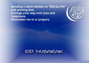 EID Mubarak Messages 2014 Happy EID Wishes amp Quotes