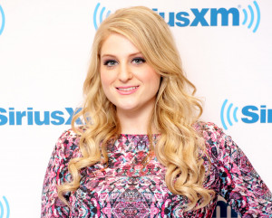 The world got to know emerging pop songstress Meghan Trainor thanks to ...