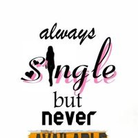 single and not looking quotes photo: Single not Available ...