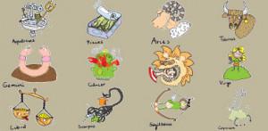 Funny Zodiac Signs Horoscopes