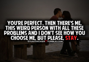 Please Stay..