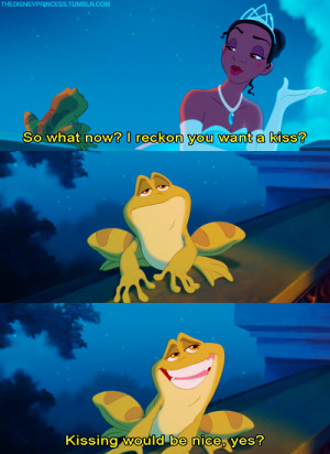 princess and the frog quotes tiana